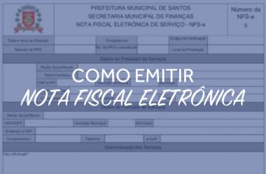 APRENDA COMO EMITIR NOTA FISCAL ELETRÔNICA MEI