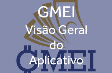 GMEI – Visão Geral do Aplicativo
