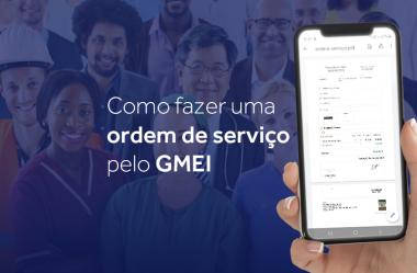 Como fazer uma ordem de serviço pelo GMEI