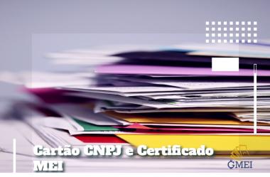Você sabe a diferença entre Certificado MEI (CCMEI) e CNPJ